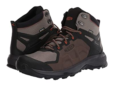 KEEN Explore Mid WP (Canteen/Brindle) Men