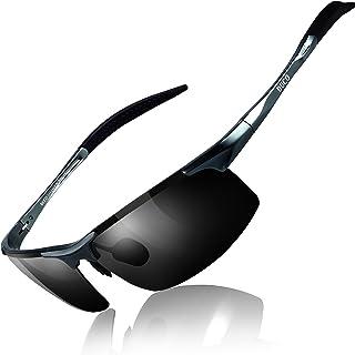 Duco Men's Driving Sunglasses Polarized Glasses Sports Eyewear Fishing Golf Goggles 8177S
