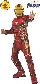 Rubie's Marvel Avengers: Endgame Deluxe Iron Man Mark 50 Child's Costume & Mask