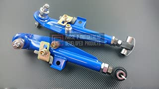 P2M Nissan S14 1995-98 240SX Adjustable Front Lower Control Arms P2-FLCANS14-HC