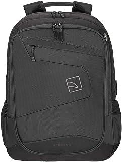 Tucano - Mochila Lato Backpack para portátiles de hasta 17  y MacBook Pro 15  y 17. Negro