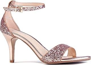 Best rose gold womens heels Reviews