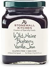 Stonewall Kitchen Wild Maine Blueberry Vanilla Jam, 12.5 oz.