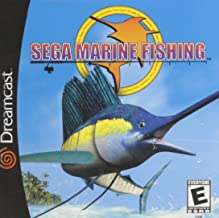 Sega Marine Fishing / Game