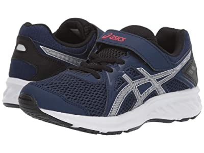 ASICS Kids Jolt 2 PS (Toddler/Little Kid) (Blue Expanse/Silver) Boys Shoes