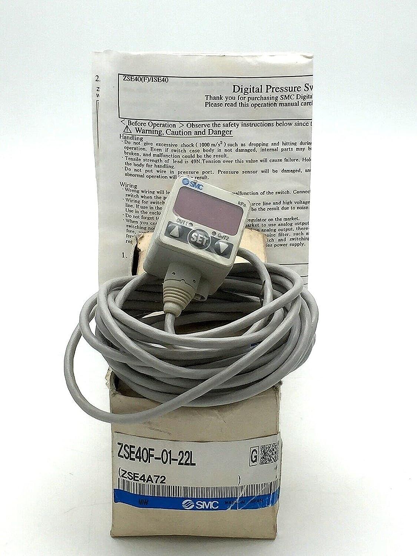 ZSE40F-01-22L Composite Pressure Switch Max 40% OFF Max 79% OFF