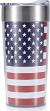 Engy DIY Photo Insert 18 oz Stainless Steel Tumbler, Coffee Cup, Travel Mug, Double Wall with Sliding Lid