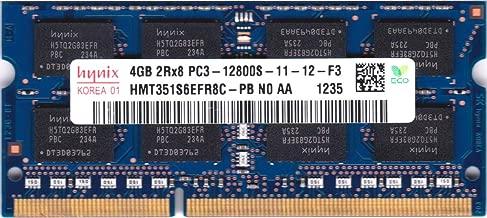 Hynix 4GB DDR3 Memory SO-DIMM 204pin PC3-12800S 1600MHz HMT351S6EFR8C-PB