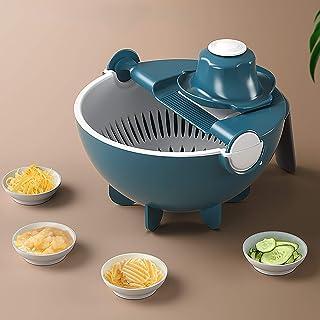 Trancheur de légumes, Trancheur de cuisine Veggie Pommes de terre Pommes de terre Tomate Coupe-Coupe Gratterie à la râpe à...