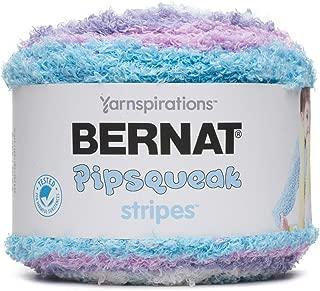 Bernat 16206060016 Pipsqueak Stripes Yarn, Dreamboat