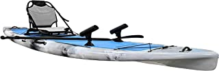 Brooklyn Kayak Company BKC UH-SUPYN Paddleboard with Seat-SUP Stand Up Paddleboard with Seat for Fishing and Aquatic Adventure