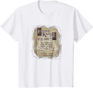 Kids Charmed Instant Karma Spell Kid's Youth T Shirt