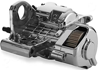 BAKER Drivetrain RSD6 Overdrive Six-Speed Right Side Drive Complete Transmission (2000-2006 SOFTAIL, SHOW POLISHED)