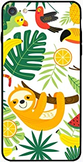 iPhone6 (4.7inch), Custom Design Rubber Case Compatible for iPhone 6 Sloth