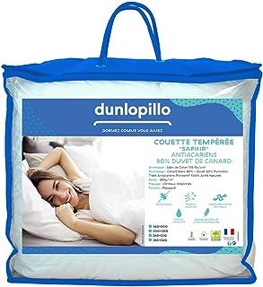 Dunlopillo Saphir Couette Blanc 220 x 240 cm