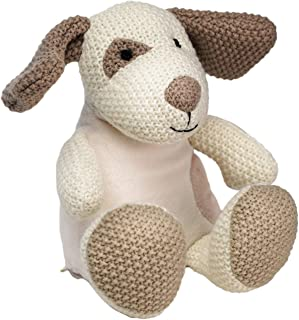 WILD BABY Microwavable Plush Pal - Cozy Heatable Weighted Stuffed Animal with Aromatherapy Lavender Scent, 12