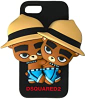 DSQUARED2 Twins Phone Case