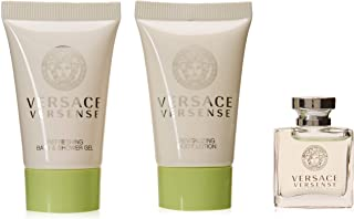 Versace Versense for Women, 3 Pieces Mini Set