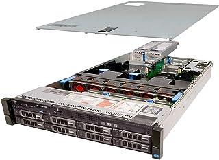 High-End Dell PowerEdge R720 Server 2 x 2.60Ghz E5-2670 8C 192GB 8 x 2TB (Renewed)