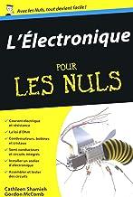 L'électronique Poche pour les Nuls (French Edition)