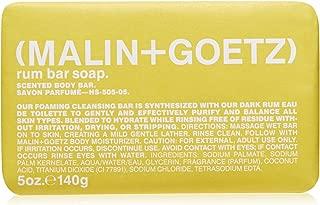 Malin + Goetz Rum Bar Soap, 5 oz