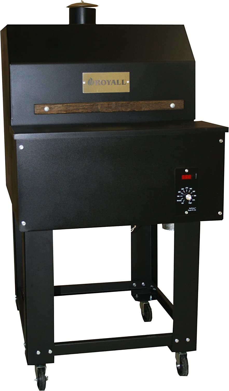 Royall Grills RGPRO Wood Courier shipping free Max 81% OFF Grill Pellet