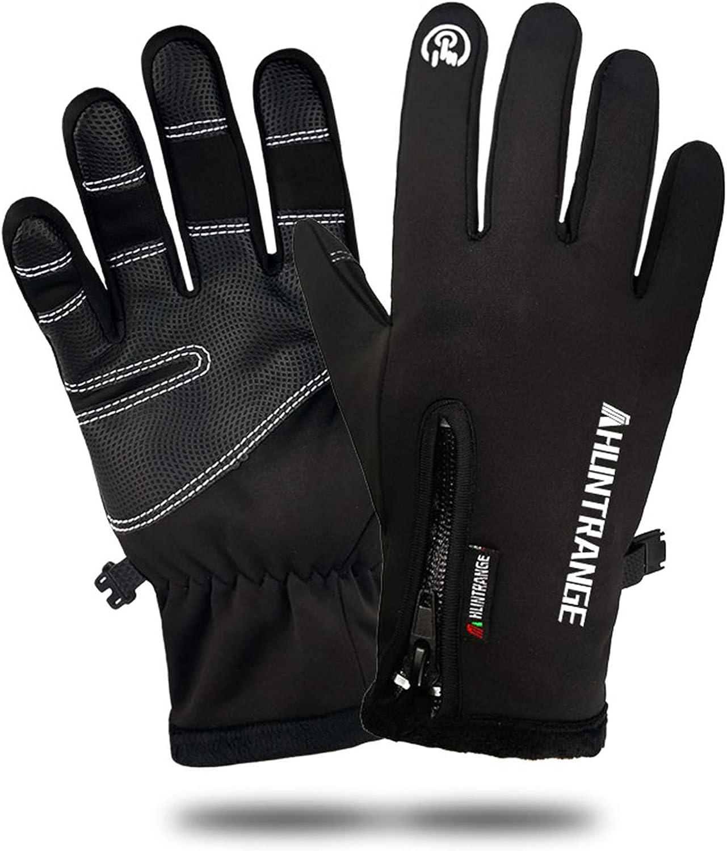 Winter Warm Gloves for Men Women,Touch Screen Waterproof Warm Gloves for Driving