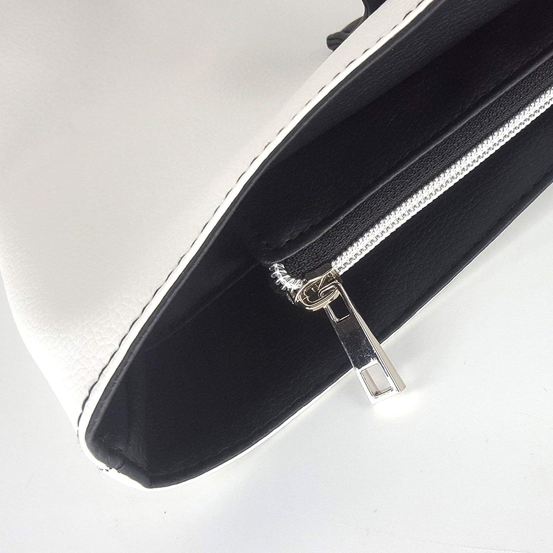 Tartan Purses and Handbags Women Tote Shoulder Top Handle Satchel Hobo Bags Fashion Washed Leather Purse
