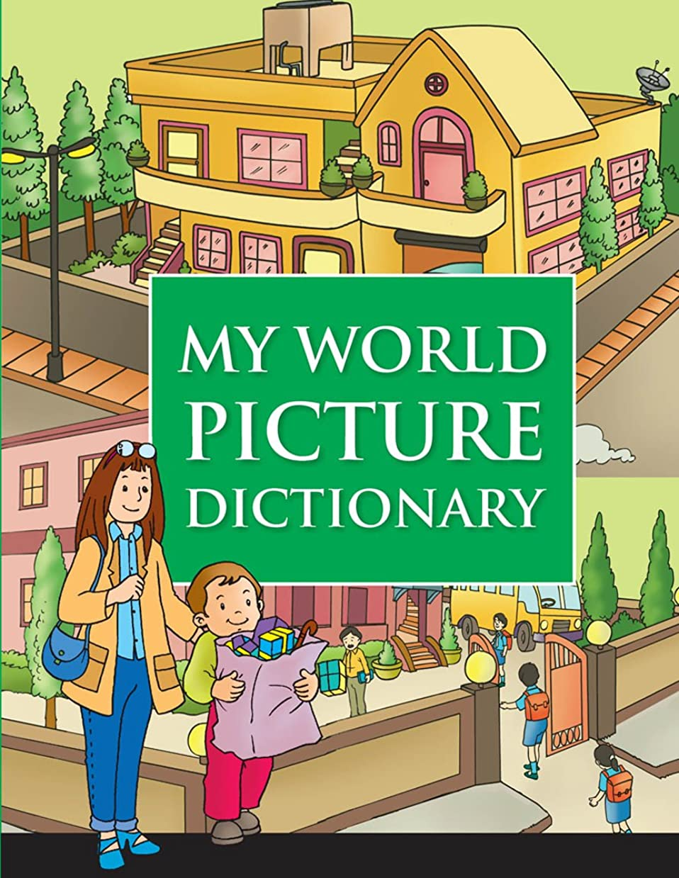 絶縁する辞書器具My World Picture Dictionary (English Edition)