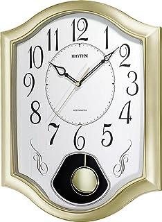 RHYTHM VALUE ADDED WALL CLOCK CMG494BR18
