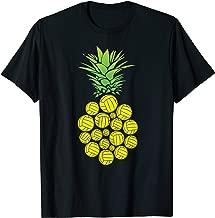 Pineapple Volleyball Gift Funny Fruit Beach Hawaii Hawaiian T-Shirt