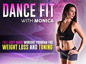 Full Body Barre Workout Program for Weight Loss and Toning | DanceFit with Monica