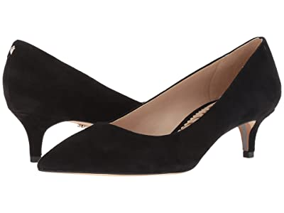 Sam Edelman Dori (Black Suede Leather) Women