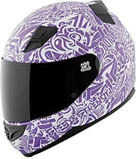 Speed and Strength United By Speed SS1200 Helmet Matte Purple LG