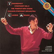 Tchaikovsky: Symphony No. 2 in C Minor, Op. 17 & The Tempest, Op. 18