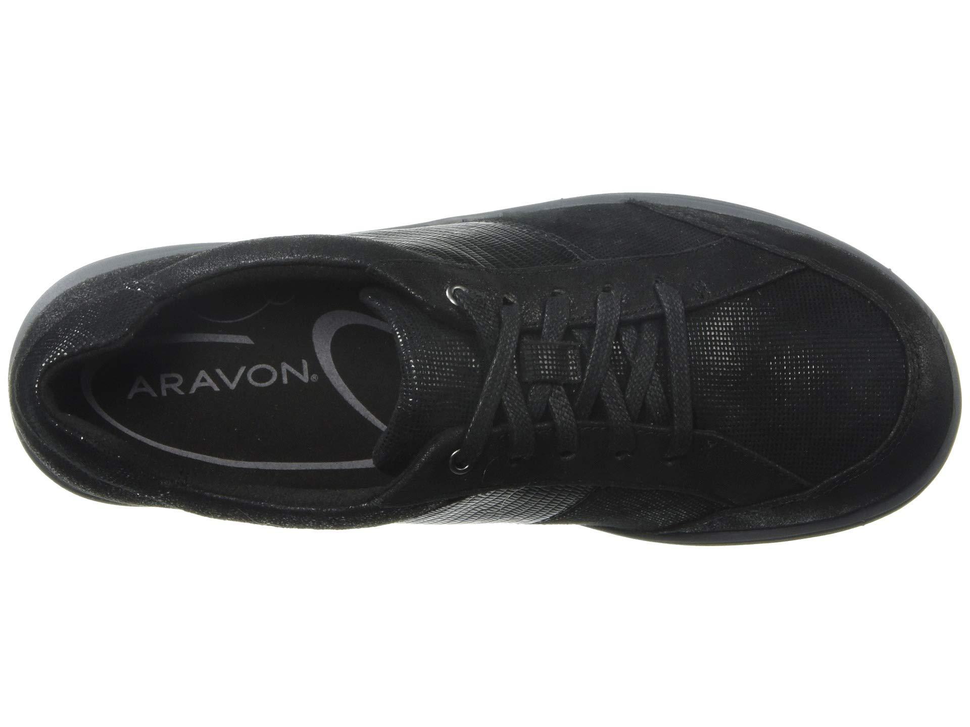 Multi Lace Beaumont Black Lace Multi Aravon Black Beaumont Aravon Tn78Pp