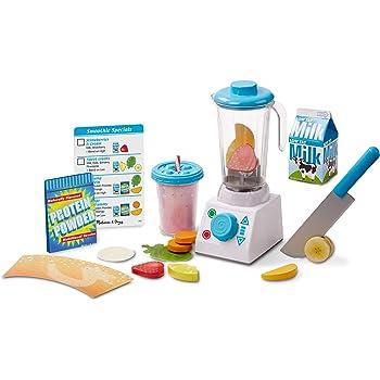 Amazon Com Melissa Doug Kitchen Accessory Play Set Toys Games