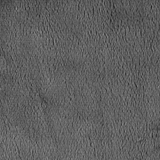 Shannon Fabrics Shannon Minky Solid Cuddle 3 Extra Wide Charcoal Fabric By The Yard