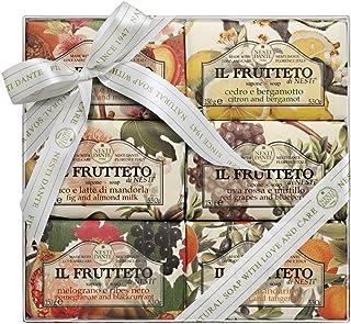 Nesti Dante Il Frutteto Soap Set Zestaw mydeł toaletowych