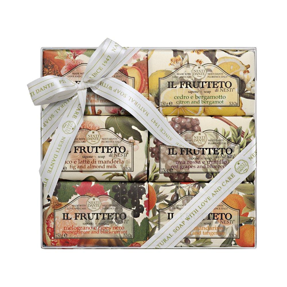 store Nesti Dante IL Frutteto Gift Soaps Set Max 90% OFF