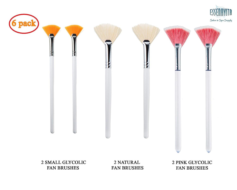 essenavita mart fan Lowest price challenge mask brush set of b 6 pieces application