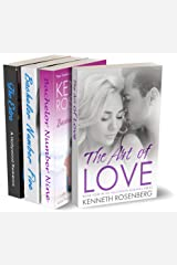 The Hollywood Romance Series: Books 1-4 Kindle Edition