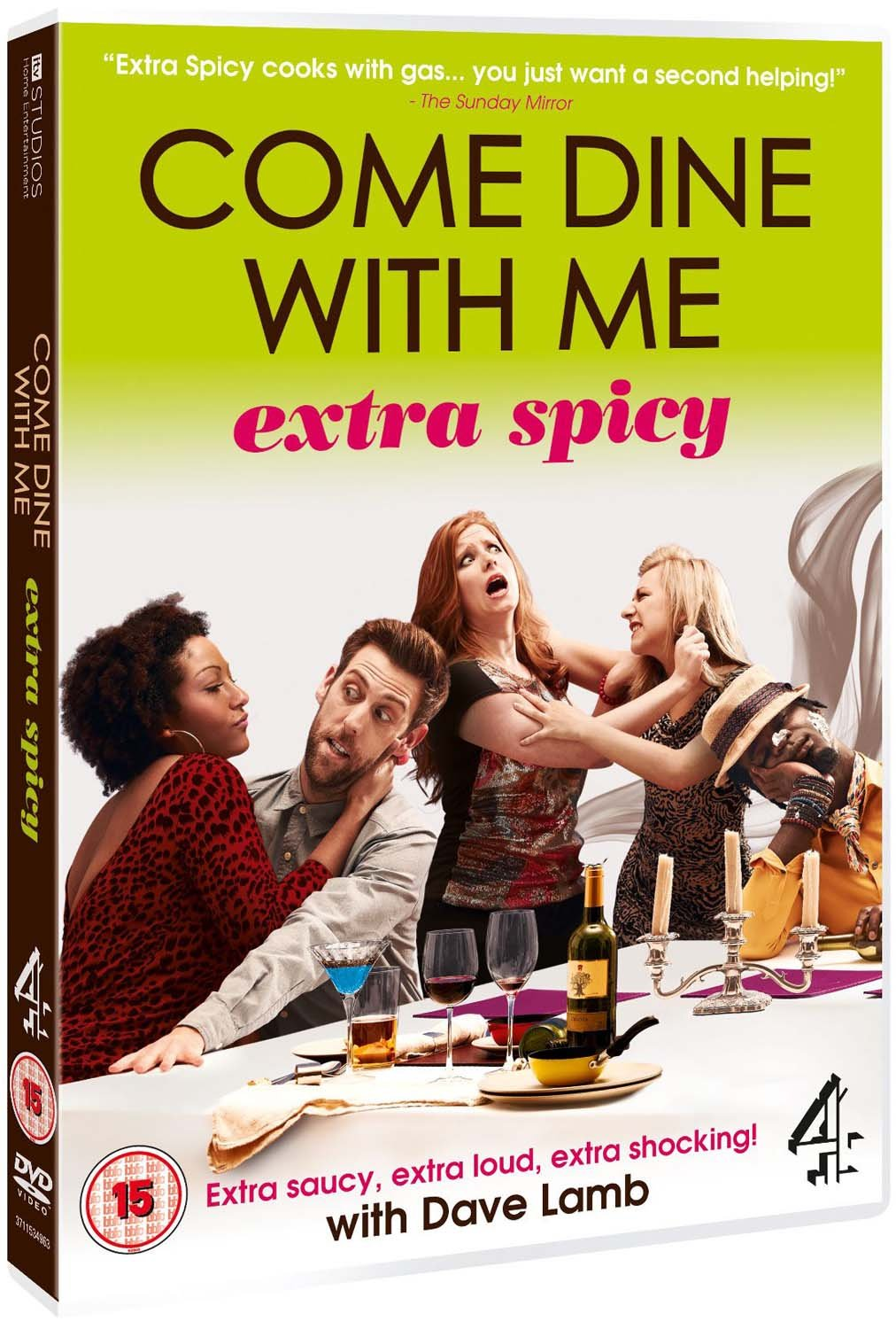 Come Dine with Me   Extra Spicey [UK Import] Amazon.de Richard ...