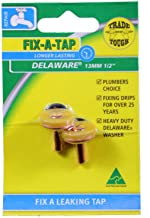 Fix-A-Tap Delaware Tap Valve 2 Pack Heavy Duty Washer 203120 Plumbing