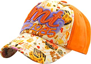 MTFS Boys Hip Hop Cotton Letter Camouflage Cap Baseball Caps Truck Hats