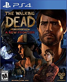 The Walking Dead: The Telltale Series A New Frontier - PlayStation 4