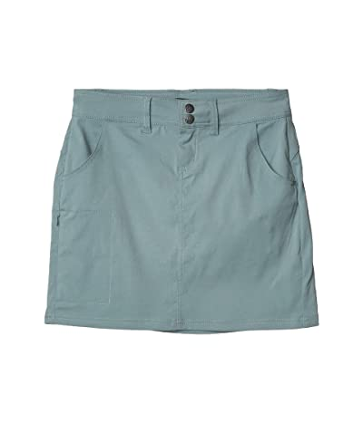 Prana Halle Skort (Smoky Blue) Women