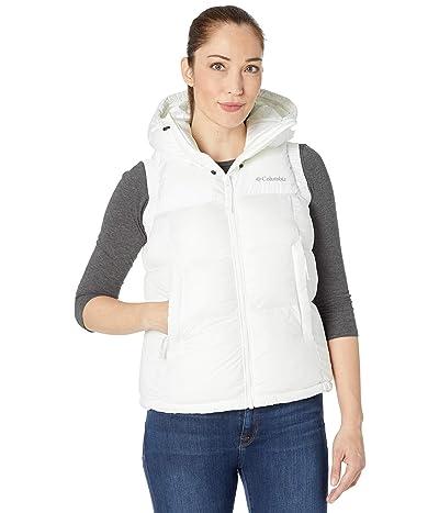Columbia Pike Laketm II Insulated Vest (White) Women