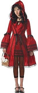 California Costumes Girls Tween Red Riding Hood Costume, Large
