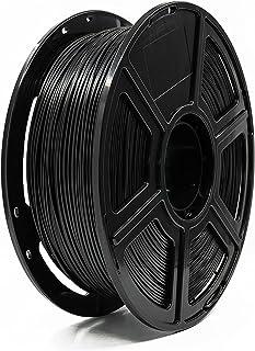 FLASHFORGE PLA Matt BLACK 1.75mm 1kg by WOL3D